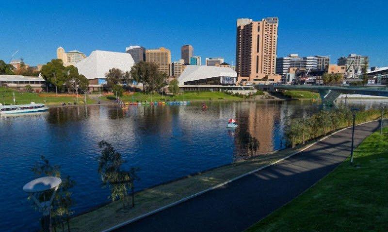 Аделаида, Австралия.