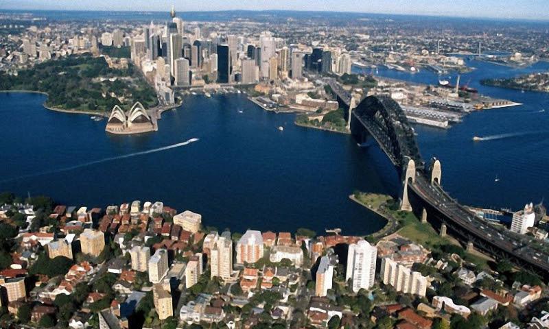 Сидней, Австралия.