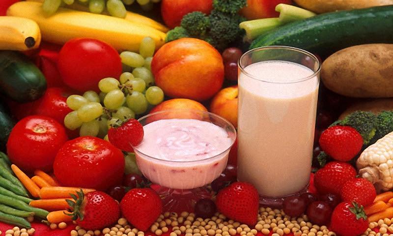 Питательные вещества для организма