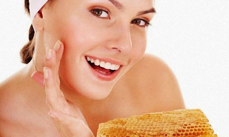 Уникальные маски для лица с мёдом