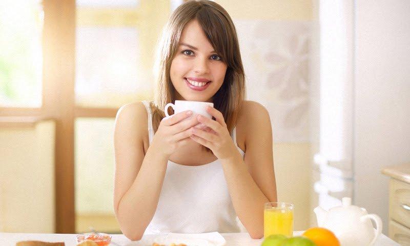 Польза завтрака для организма