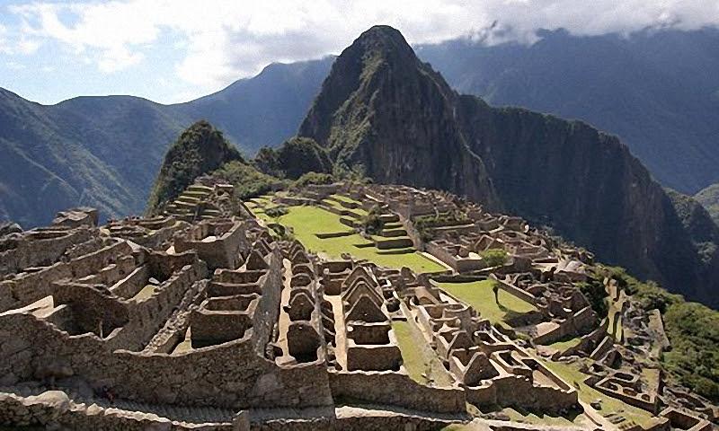 Мачу-Пикчу, Перу.