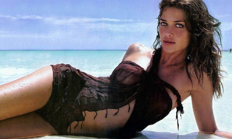 Самые красивые женщины в Бразилии.