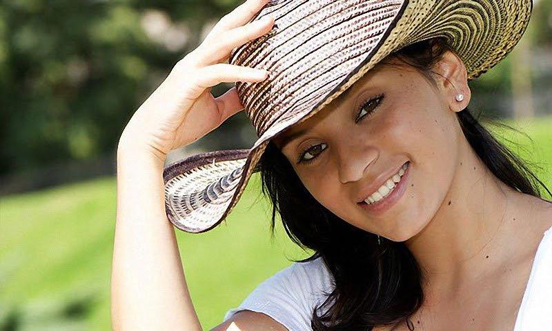 Самые красивые женщины Колумбии.