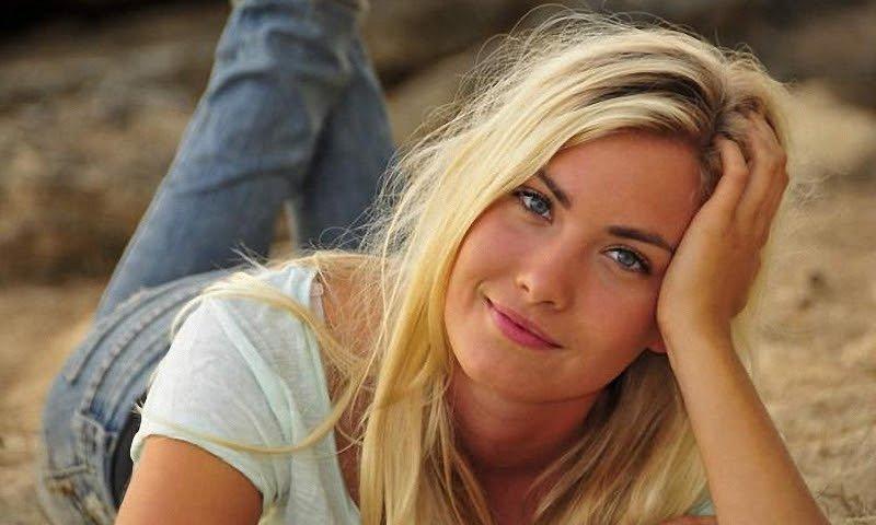 Самые красивые женщины в Швеции.