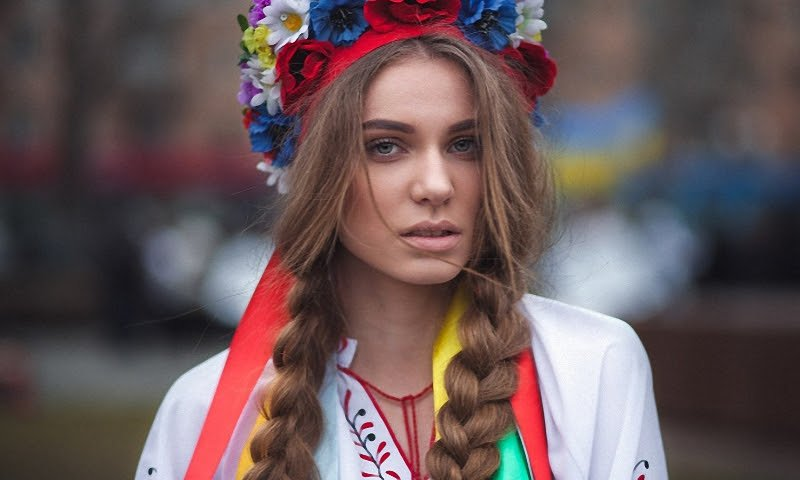 Самые красивые женщины на Украине.