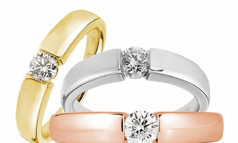 Что выбрать: желтое золото или белое золото?