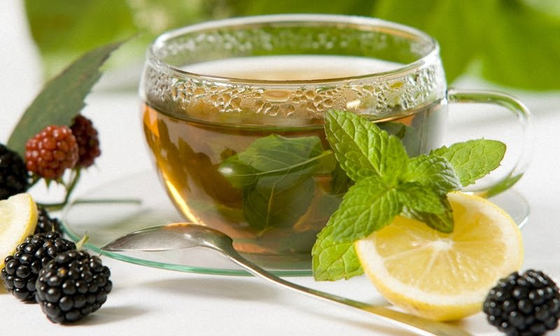 Польза для здоровья зелёного чая