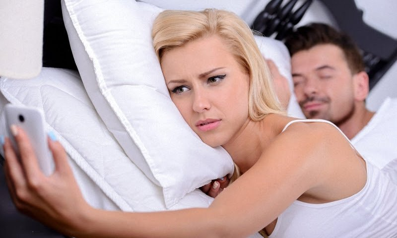 Как поймать мужа на измене