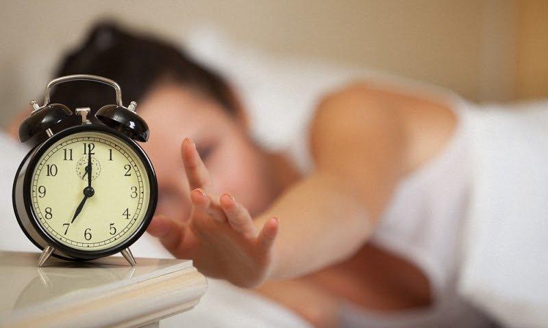 Утренняя усталость