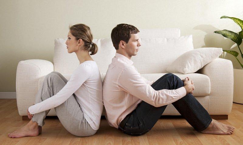 Причины расстройства и разрыва отношений