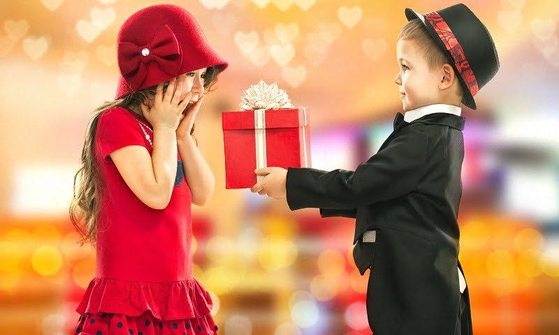 Что может сказать его подарок о Вашей любви