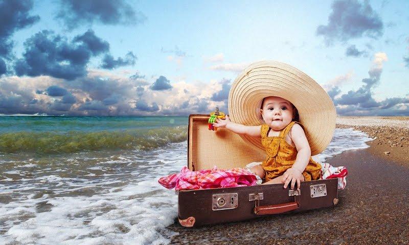 Как путешествовать с ребёнком