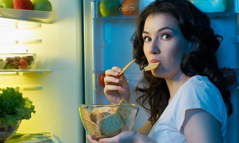 Как усмирить ночной голод?