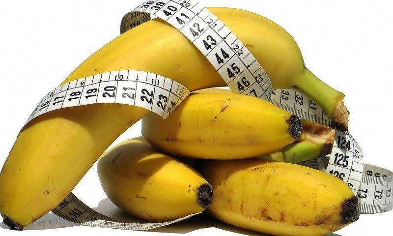 Японская банановая диета. Минус до 3 кг за неделю без упражнений
