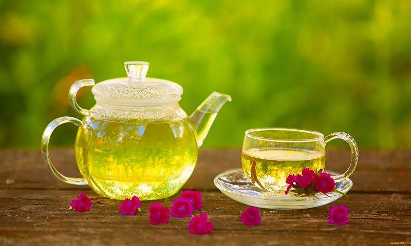 Лучшие чаи для молодости и красоты кожи