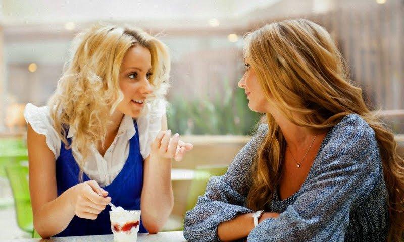 Как быть приятной в общении?