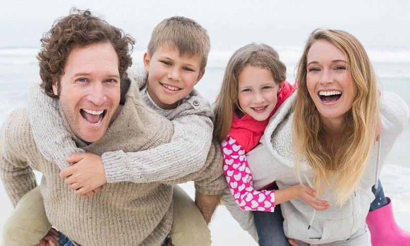 Как построить счастливую семью?