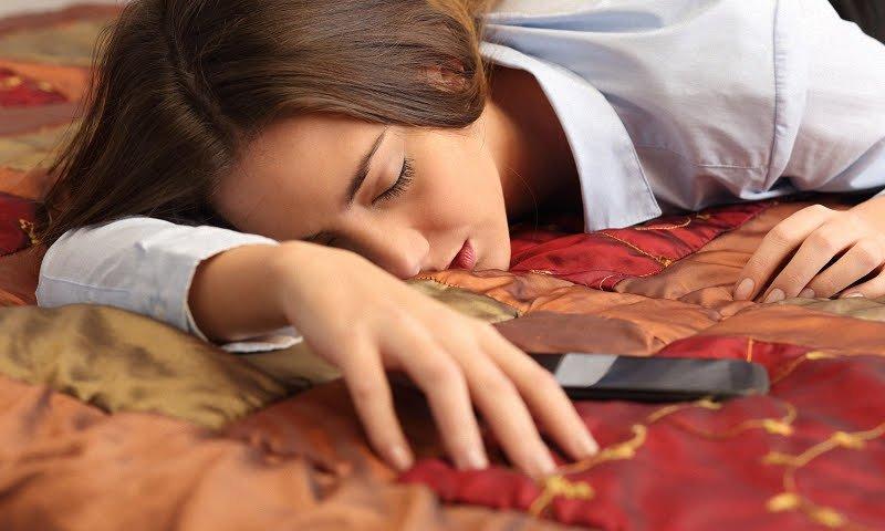 Усталость и сонливость