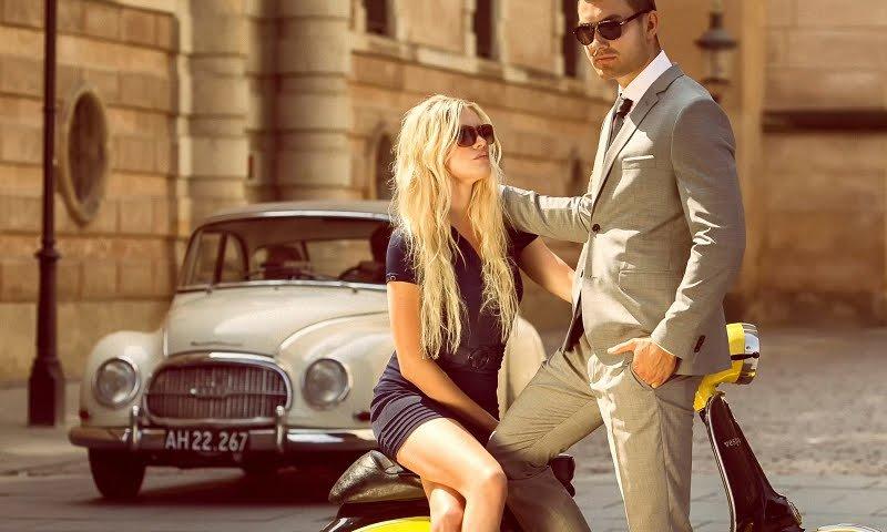 Шикарная пара, женские качества