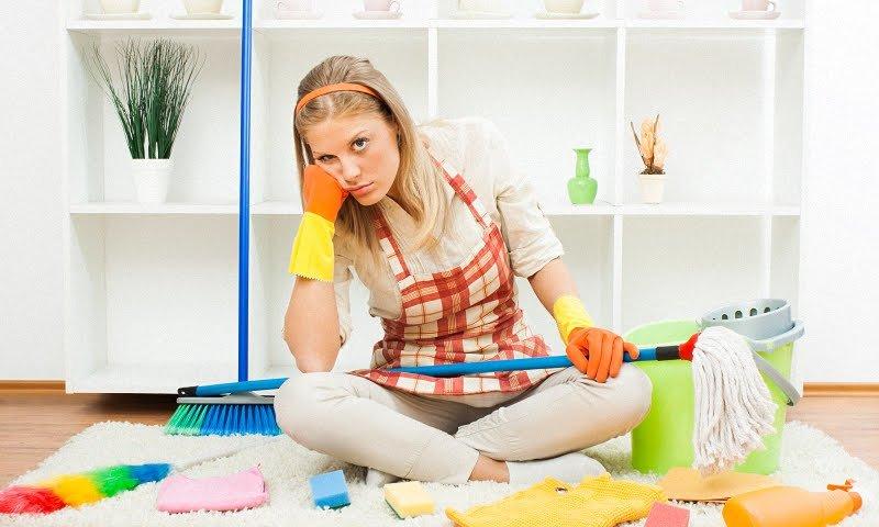 Как быстро провести уборку в квартире?