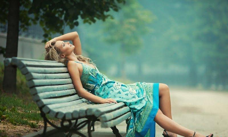 О чём мечтает женщина? Женщина мечтает