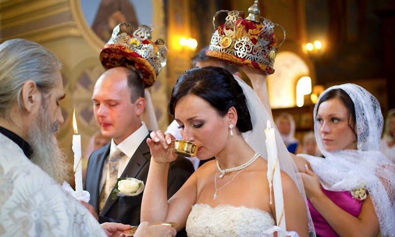 церковный брак