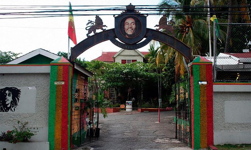 Легендарный музей Боба Марли