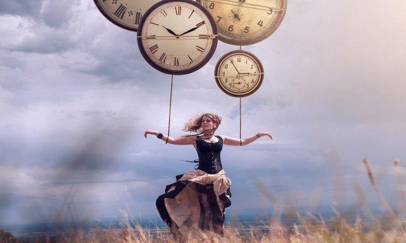Летит время