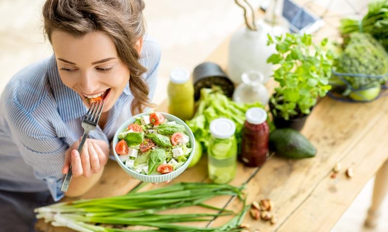 Правильное питание. Мифы о здоровой еде, пищи